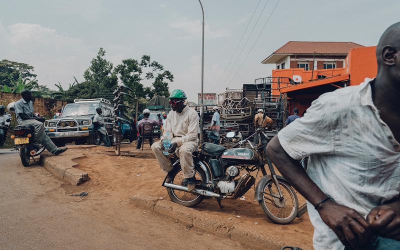 Boda Kampala
