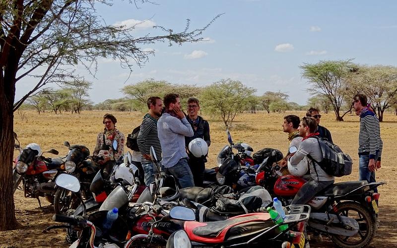 motor safari