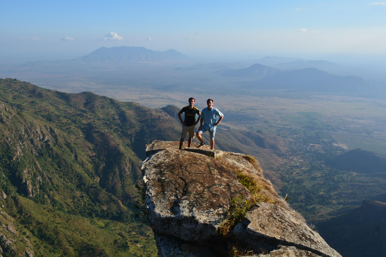 Hiken in de Usambara Mountains
