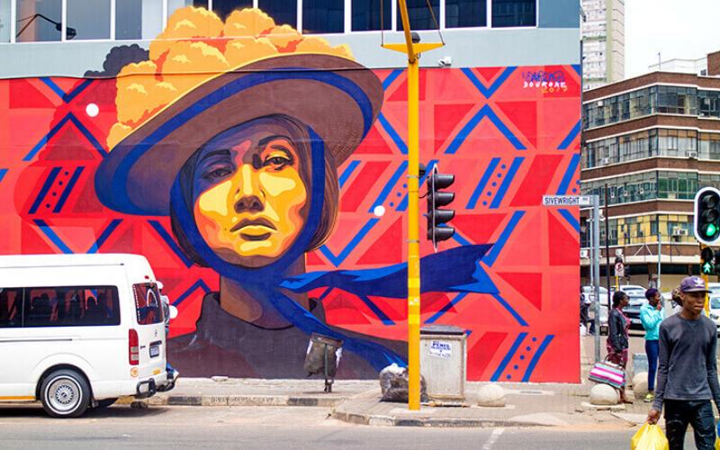Johannesburg Streetart