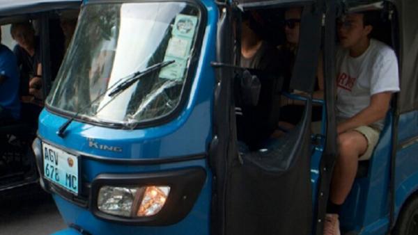 Tuktuktour Maputo