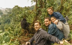Oeganda Gorilla Trek