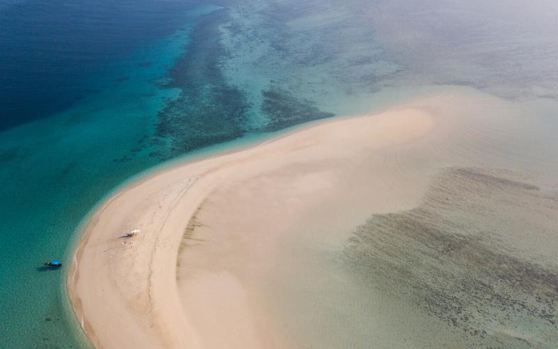 Pangani strand