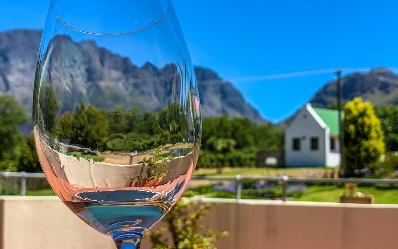 Stellenbosch wijn