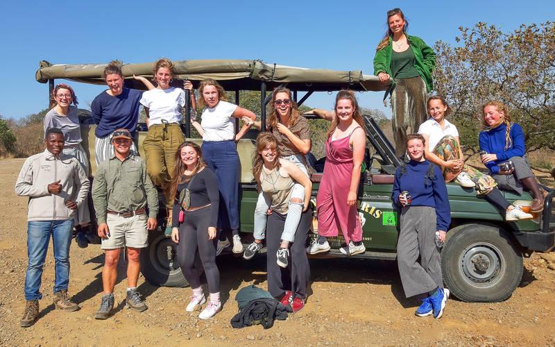 Lustrumreis Zuid-Afrika
