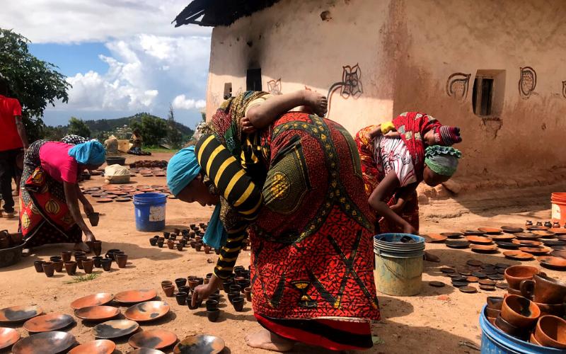 Usambara cultuur