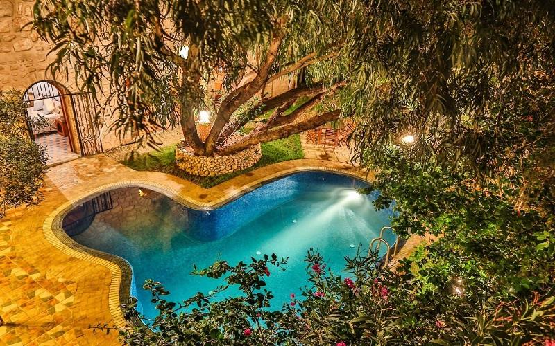 Marrakech Marokko verblijf zwembad