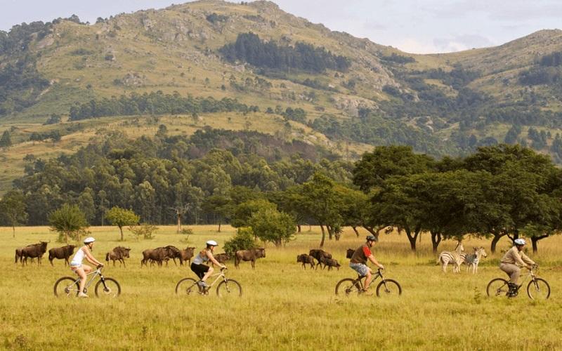 fietsssafari Mozambique