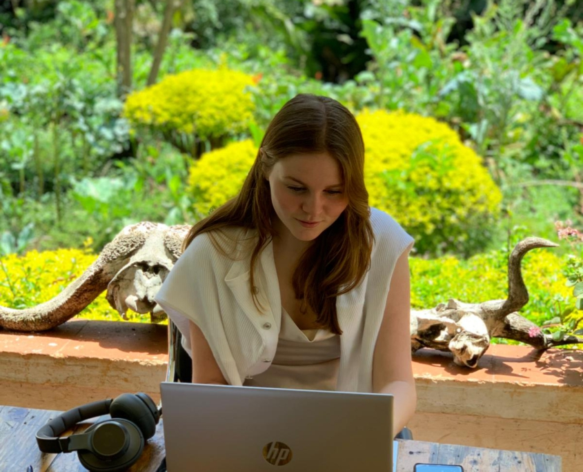 Remote werken bij de Jungle Villa